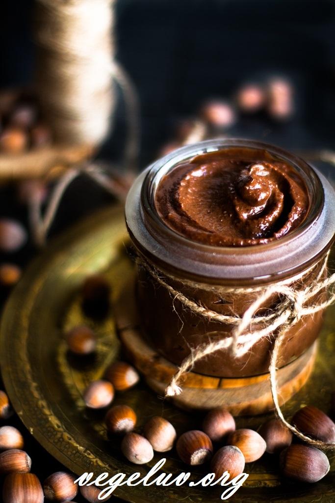 Vegeluv Wegańska Nutella1