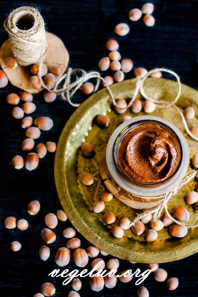 Vegeluv Wegańska Nutella2