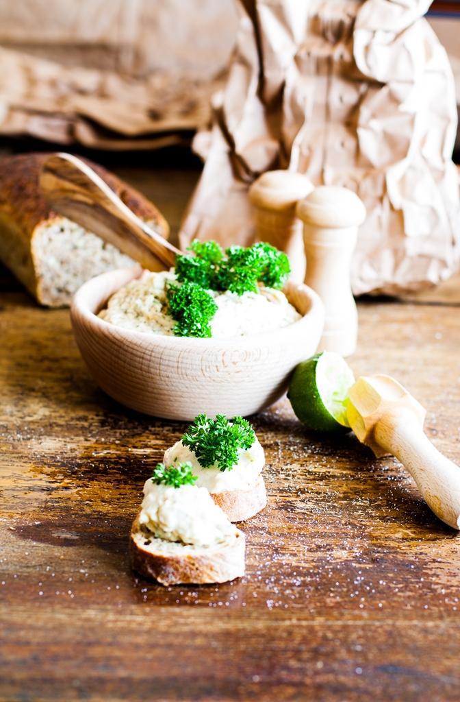 Pasta z białej fasoli1